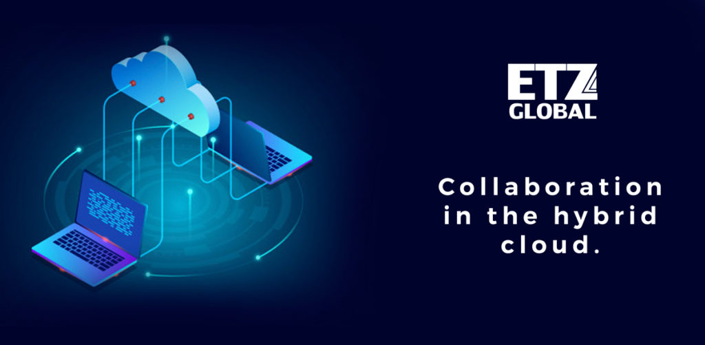 Collaboration in the Hybrid Cloud